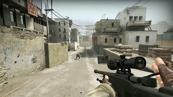 Counter-Strike Global Offensive CS GO gameplay