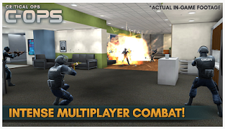 Critical Ops Apk Mod Minimap Data Free for android