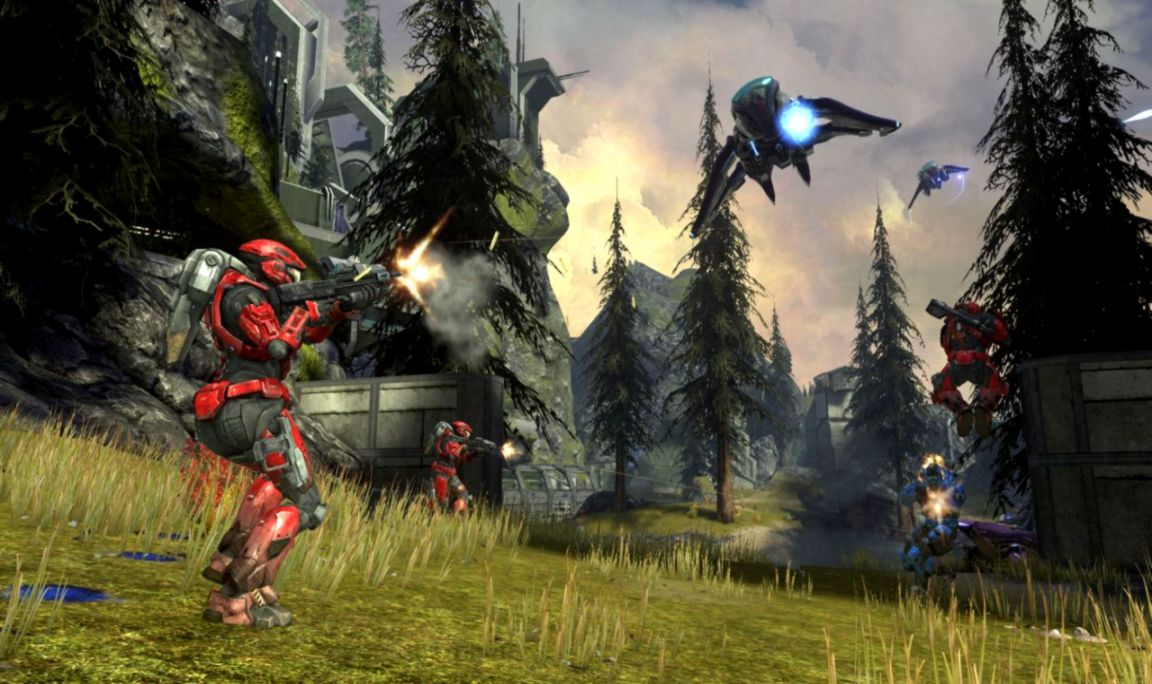 Halo Reach Screenshots | Find Wallpapers