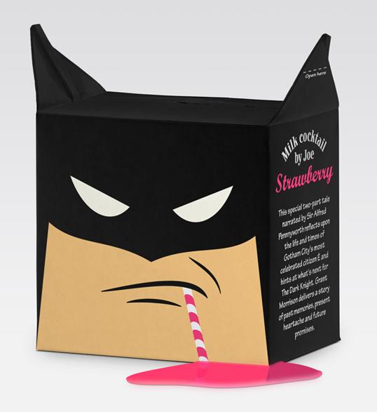 Packaging Inspiration: 35 Cute Milk Packaging Design Inspiration