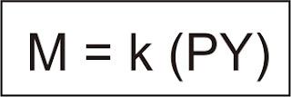 Rumus Persamaan Versi Pendapatan Teori Kuantitas A.C. Pigou | Ilmu Ekonomi ID