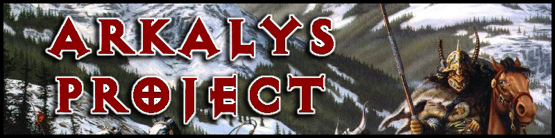 Arkalys Project