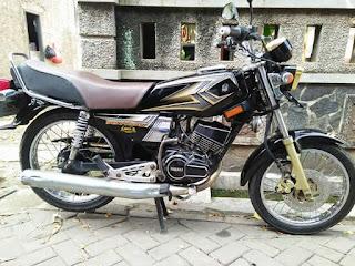 Dijual Yamaha RX-King Edisi Ultah 20 ..Barang Simpenan Istimewa