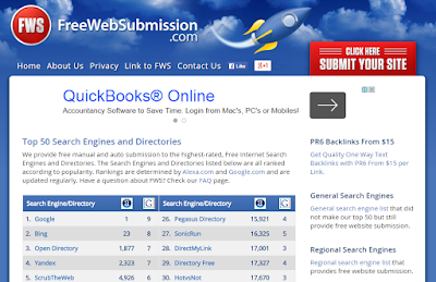 How Fast Submit Blog to 20 Search Engines