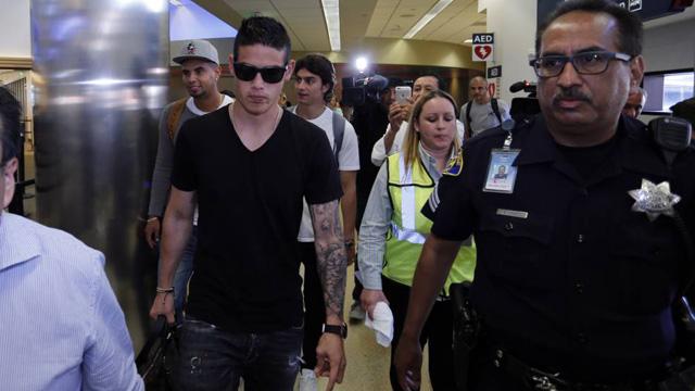 James Rodriguez Diklaim Sedang Cari Rumah di Turin