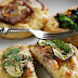 Pieczone placki z gotowanych ziemniaków (w 3 wersjach)