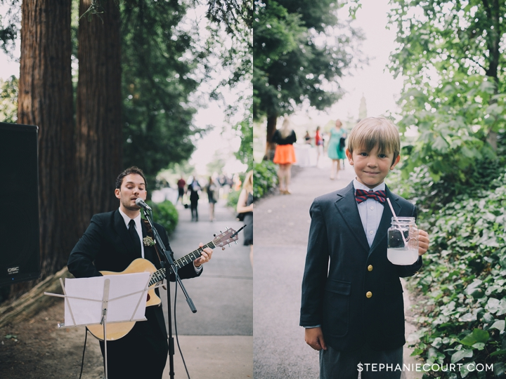 elegant wedding at piedmont community hall