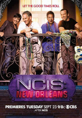NCIS: New Orleans (2014-) ταινιες online seires oipeirates greek subs