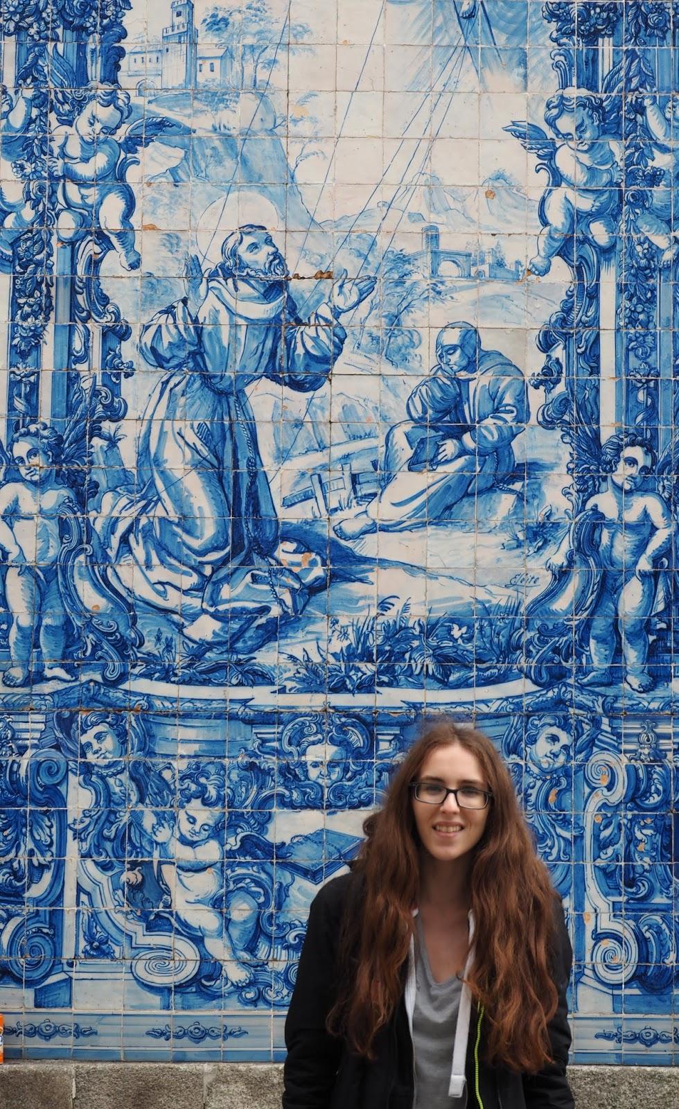 Porto Blue Tiles