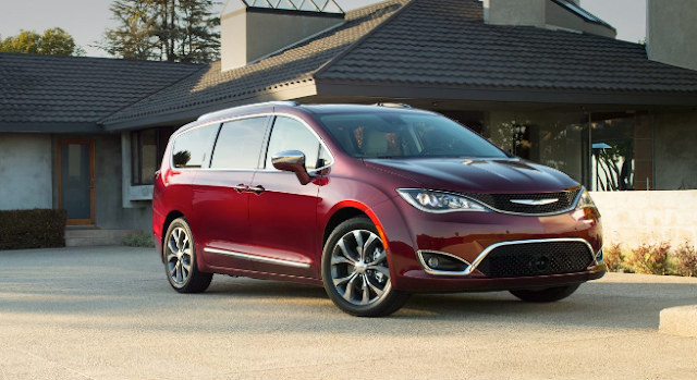 2017 Chrysler Pacifica Touring-L Review
