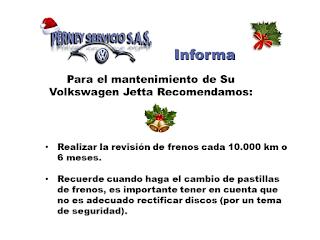 Taller Volkswagen Jetta Bogota - Perney Servicio SAS