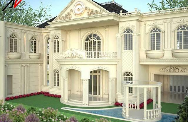 540 Koleksi Gambar Desain Rumah Eropa Klasik Terbaik Untuk Di Contoh