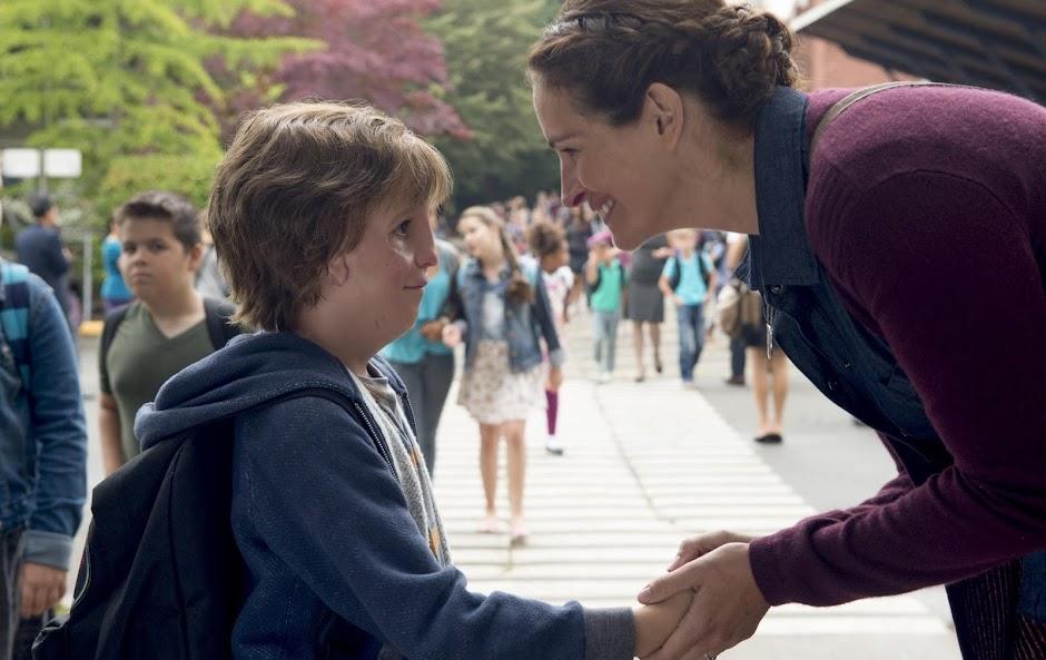 """""""Extraordinário"""", com Julia Roberts, Owen Wilson e Jacob Tremblay ganha primeiro trailer"""
