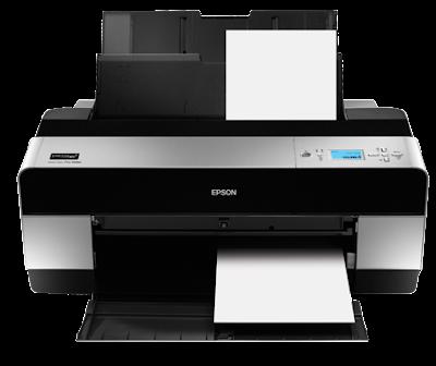 Image Epson Stylus Pro 3880 Printer Driver