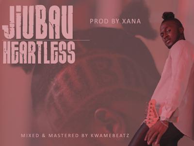 MP3 + VIDEO: Jiubav - Heartless (Mixed By Kwamebeatz) | @Jiubav