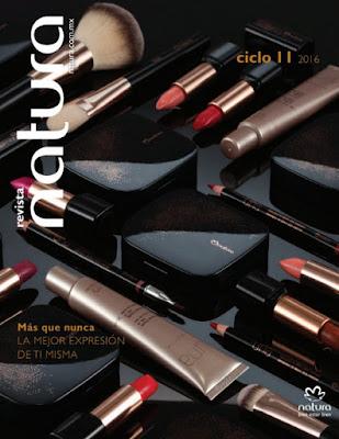catalogo natura ciclo 11 2016 : mexico