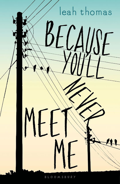 because-youll-never-meet-me, leah-thomas, book
