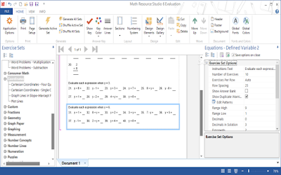 Math Resource Studio Professional 6.1.9.0