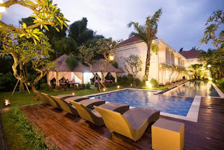 The Sunti Ubud Resort And Villas In Beautiful And Comfortable
