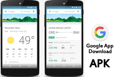 Google App (Search)v5.8.45.19 Released with Location Based results feature : Download APK