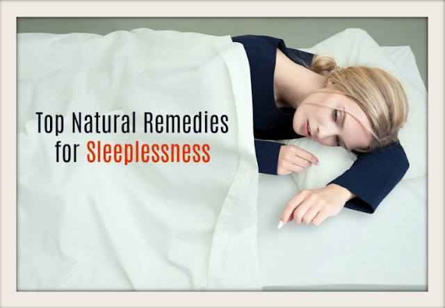 Top Natural Remedies for Sleeplessness