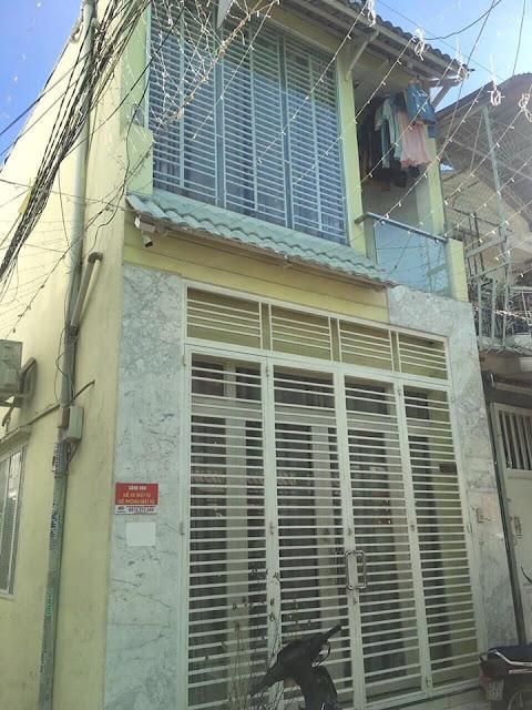 Bán nhà Hẻm xe hơi đường Nguyễn Văn Săng quận Tân Phú giá rẻ