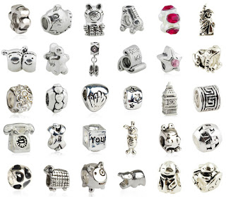 pandora charms homme