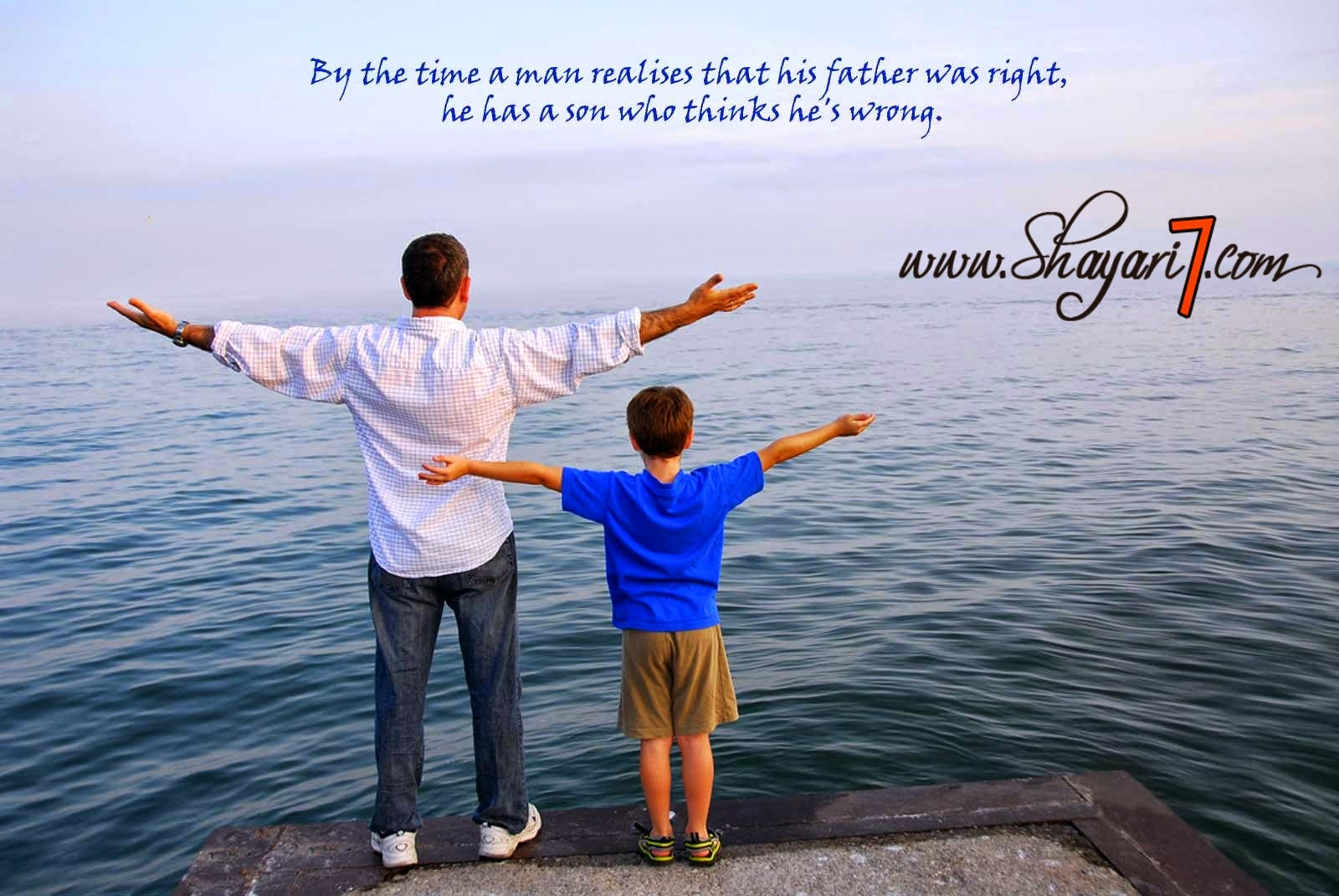 father and son relationship quotes in hindi