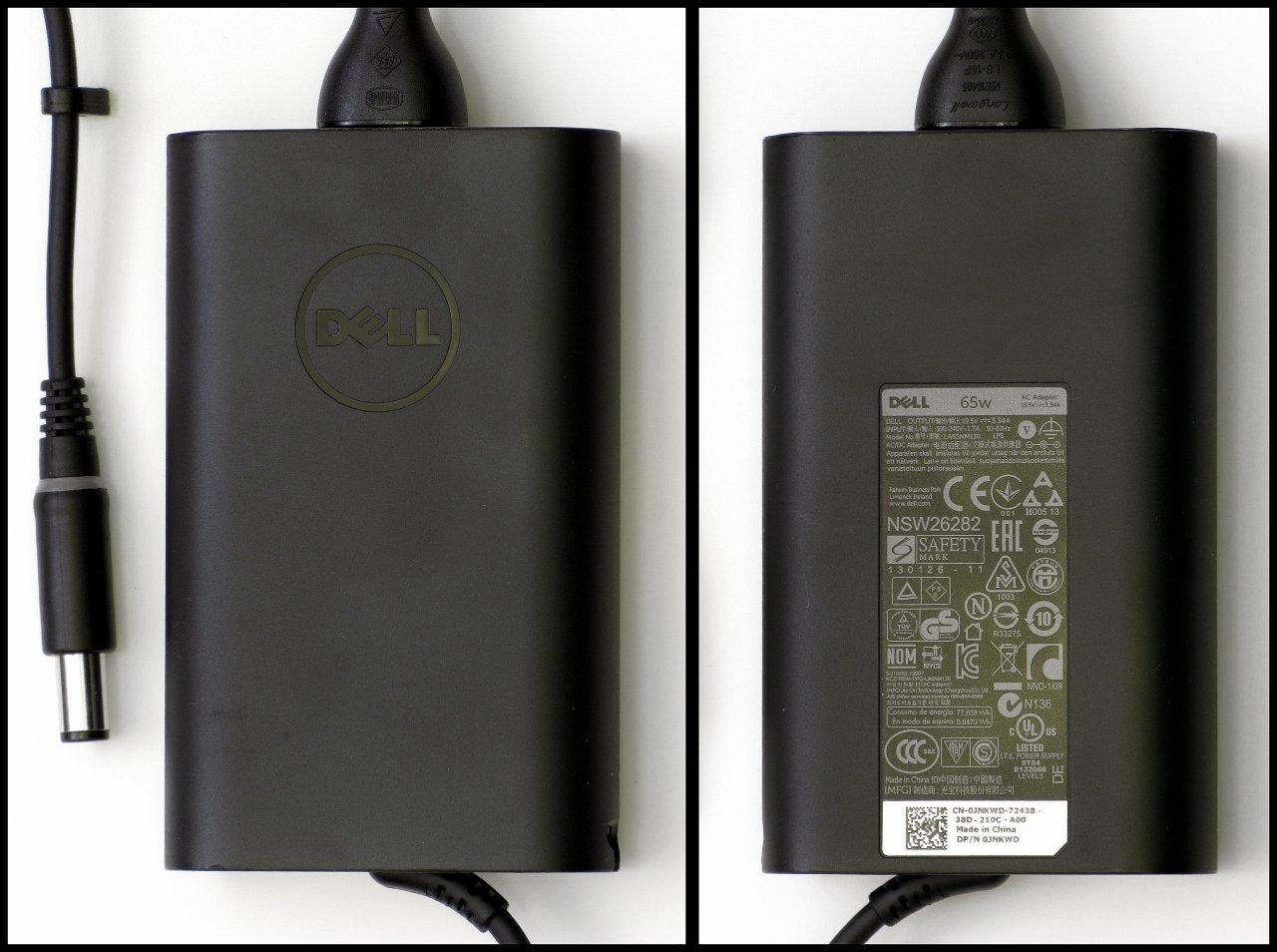 Dell Latitude E7440, alimentatore 65w