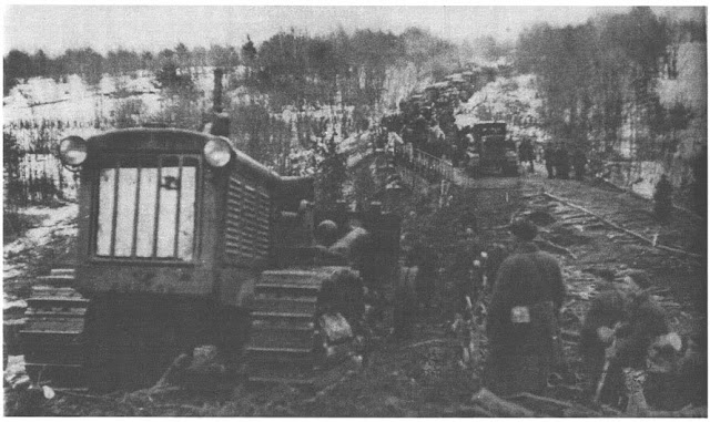 3 February 1940 worldwartwo.filminspector.com Soviet armoured column