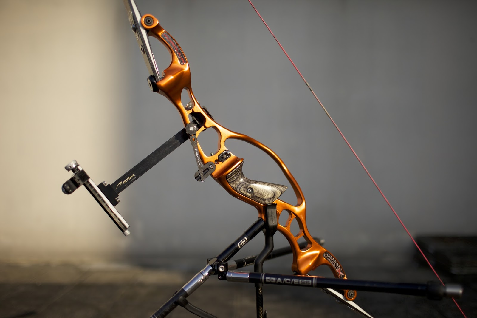 ARCHERY BEGINNER'S NOTES: Recurve Bow, Arrow and Equipments 反曲弓裝備