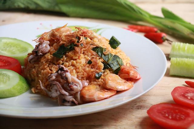 nasi goreng thailand enak