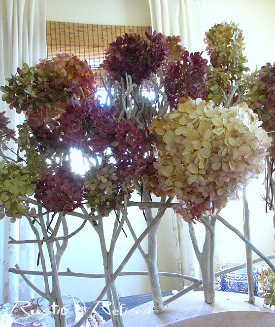 Flower Centerpiece Idea for the Table