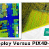 Comparison Dronedeploy and PIX4D: Which is Better for Agriculture Industries?