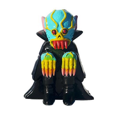 Craig Gleason's The Ghoul Mini Seated Edition Vinyl Figure by Justin Ishmael