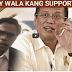 PNOY MAY PLANONG TUMAKBONG SENAD0R MARAMI RAW SIYANG SUPPORTERS! PANOORIN