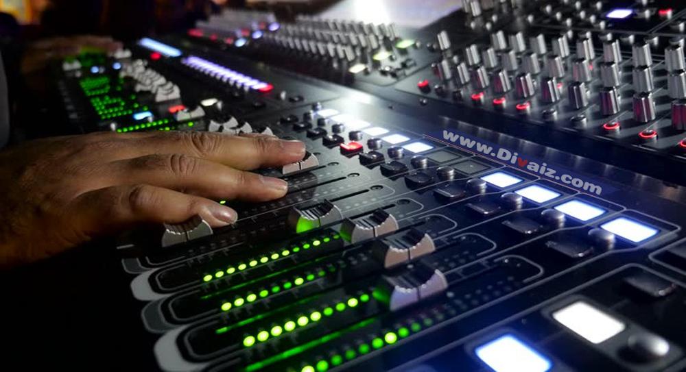 Mixer Audio Terbaik di Dunia - www.divaizz.com