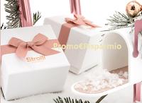 Logo Concorso gratuito '' Voglio un Natale Stroili'': vinci gratis 39 gioielli Stroili e non solo
