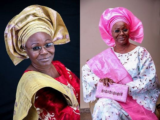 Mrs. Fayose berates pastors for prophesying her husband's downfall