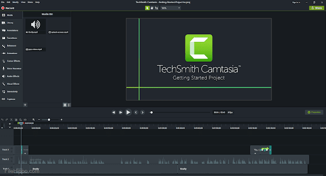 Camtasia Screen Recorder 2019