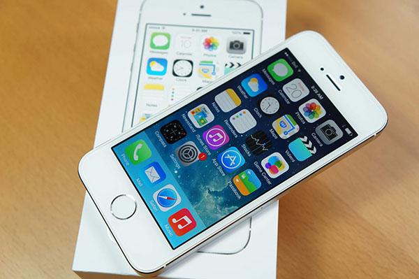 Iphone 5s cũ giảm giá mạnh