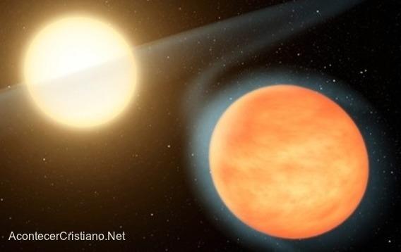 Planeta 55 Cancri e cubierto de diamantes