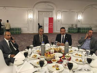 افطار حزب المصريين الأحرار بحضور عدد من الوزراء ورئيس مجلس النواب