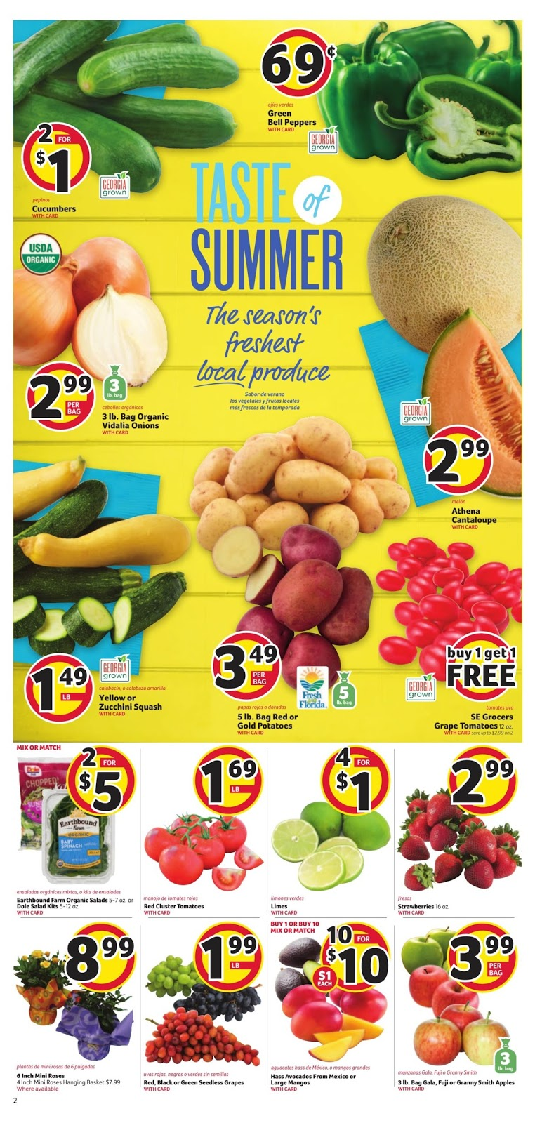 Winn Dixie Weekly Ad June 6 12 2018 View Weekly Ad