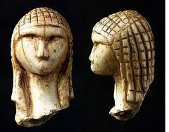 Venus de Brassempouy o de la caperuza
