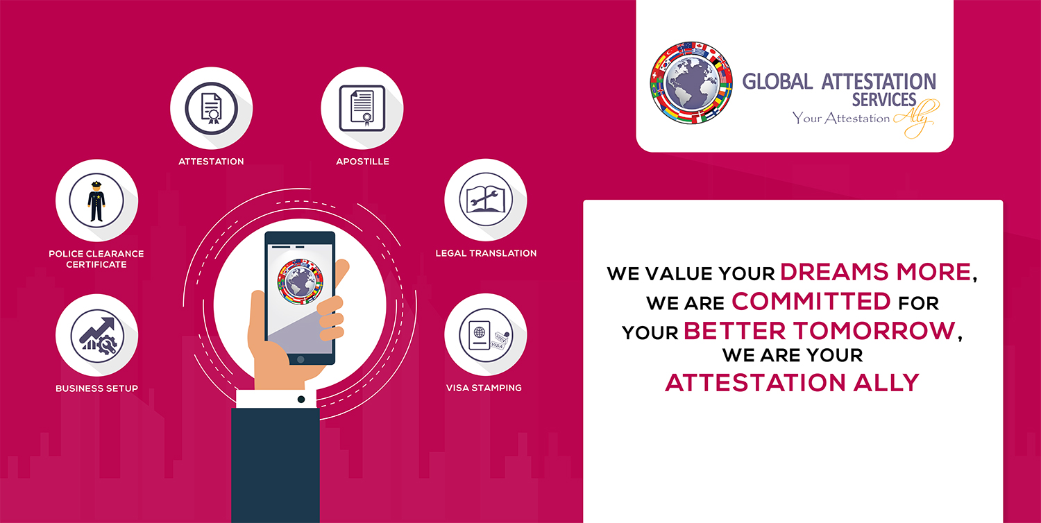 Global Attestation Services: Flutter your wings worldwide