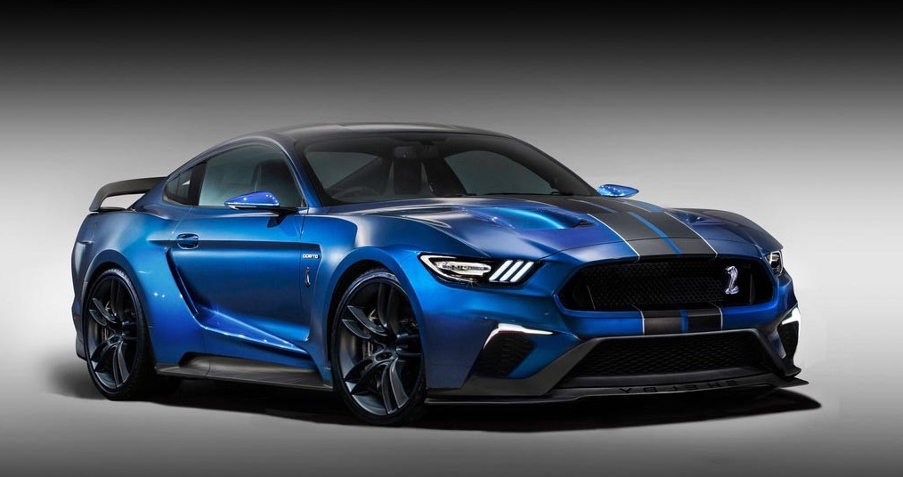 Muscle Car Collection In The Year 2020 Ford Mustang Will Rely On