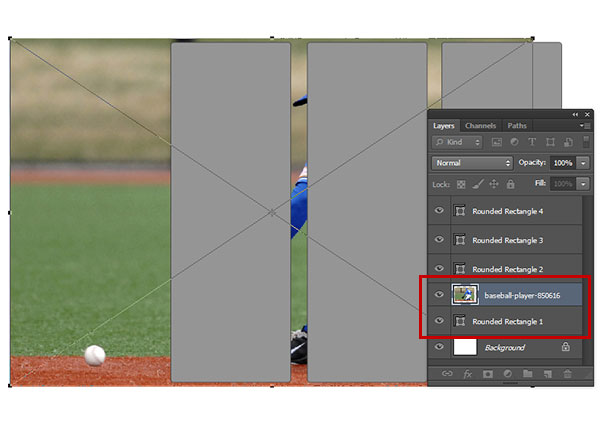 how to put 2 pictures into one document