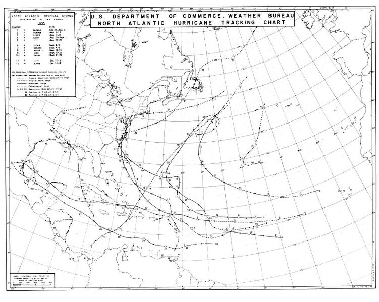 The Weather Centre: 2013 Preliminary Atlantic Hurricane