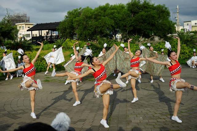 DSC02119 - 熱血採訪│2016首屆台中國際踩舞祭超夯登場,文華高中快閃高美濕地